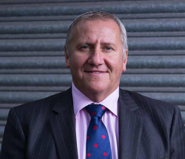 Simon James, Managing Director